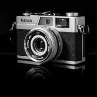 La mia prima telemetro: Canonet 28